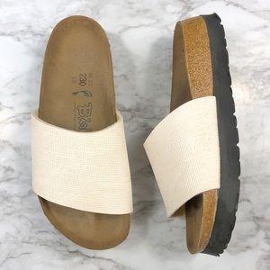 Birkis | Birkenstock Slide On Platform Sandals